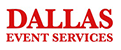 Dallas Event Services Logo