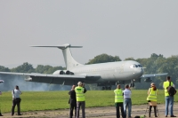 Brooklands VC10 to taxi run at Wings & Wheels