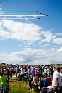 Explosive success for Dunsfold Wings & Wheels