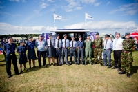 Volunteer Cadets support Wings & Wheels this August Bank Holiday