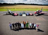 World Records and Flying Machines Launch Wings & Wheels 2012