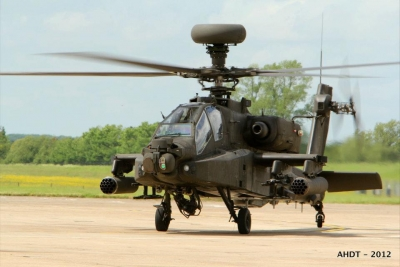 Apache Attack Helicopter Display Team Joins Wings Line-Up