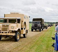 Military Vehicle Parade