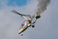*New* Gyrocopter display will get up close and personal at Wings & Wheels