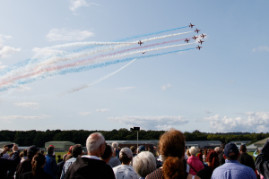 Sunshine brought the crowds, rain brought out the Great British Spirit at Wings & Wheels