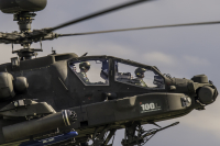Apache set for explosive Display at Wings & Wheels