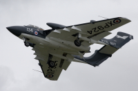 World's Only Flying Sea Vixen Joins Wings & Wheels Line-Up