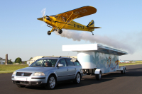 The Flying Circus Comes to Wings & Wheels