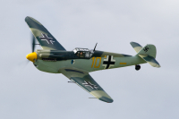 Wings & Wheels Welcomes Hispano Buchon to the Airshow