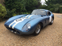 Shelby Daytona's First Outing