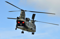 Thrilling Chinook to display at Wings & Wheels