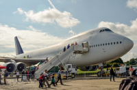 3D dimension added to 747 tours