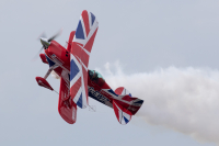 On a knife edge with Richard Goodwin at Wings & Wheels