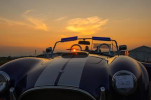 AC Cobra Sunset - Credit SimonLPhoto